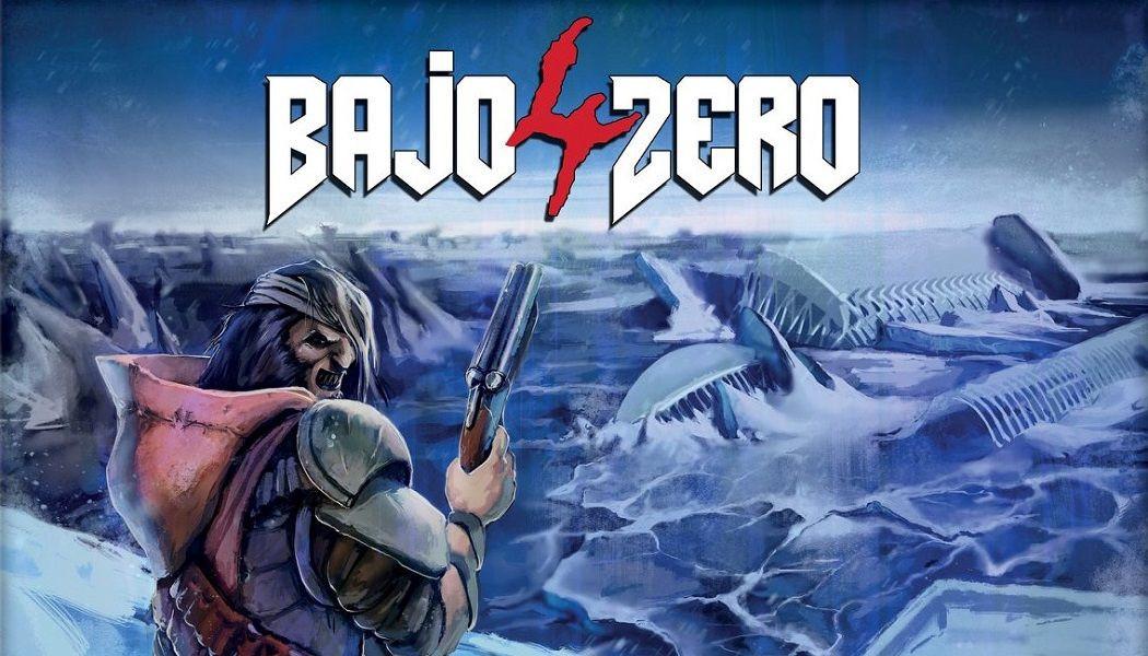 4 BAJO ZERO «Abominable» (Rock CD Records, 2018)