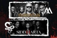 Concierto de Masterplan y Siddharta en Madrid.