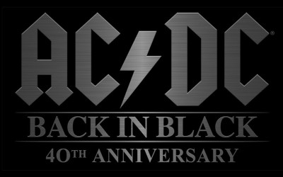 40 AÑOS DE BACK IN BLACK