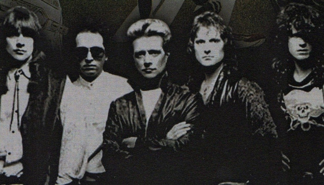 ALCATRAZZ «Dangerous Games» (Capitol Records, 1986)