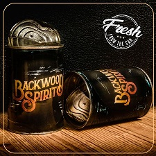 BACKWOOD SPIRIT - Fresh From The Can COVER