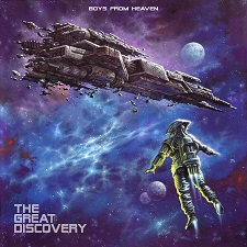 BOYS FROM HEAVEN - The great discovery cover