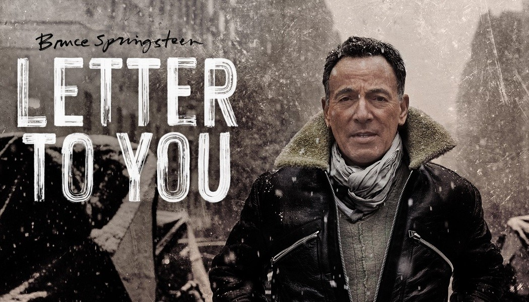 BRUCE SPRINGSTEEN «Letter To You» (Sony Music, 2020)