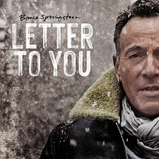 BRUCE SPRINGSTEEN - LETTER TO YOU cover