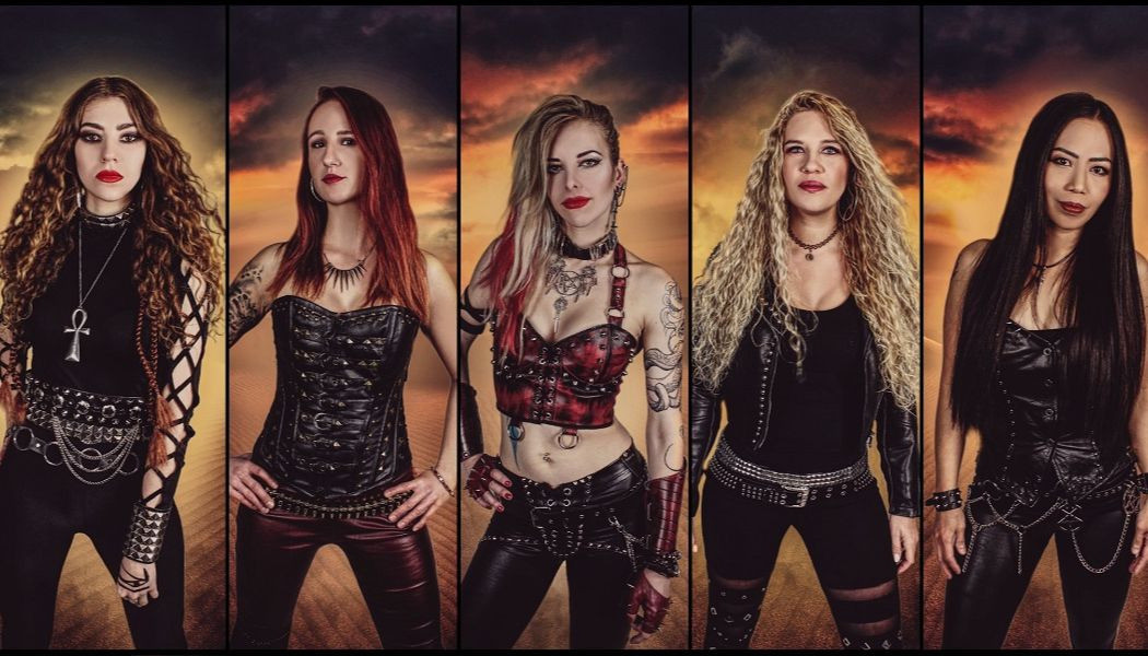 BURNING WITCHES «Dance With The Devil» (Nuclear Blast, 2020)