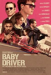 BabyDriverposter
