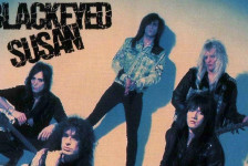 BLACKEYED SUSAN «Electric Rattlebone» (Mercury/Polygram Records, 1991)