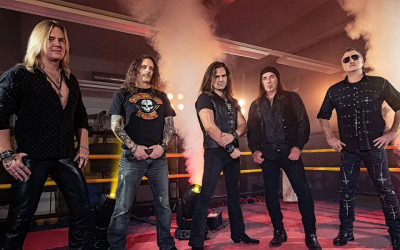 BONFIRE «Fistful Of Fire» (AFM Records, 2020)
