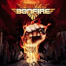Bonfire - Fistful Of Fire cover
