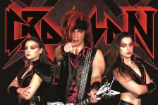 CROSSON «Rock 'N Roll Love Affair» (Galaxy Records / MelodicRock Records, 2020)