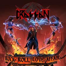 CROSSON - ROCK N' ROLL LOVE AFFAIR cover