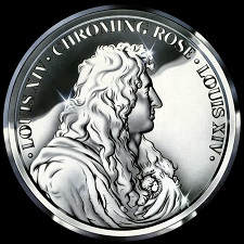 Chroming Rose-louis-xiv-cover