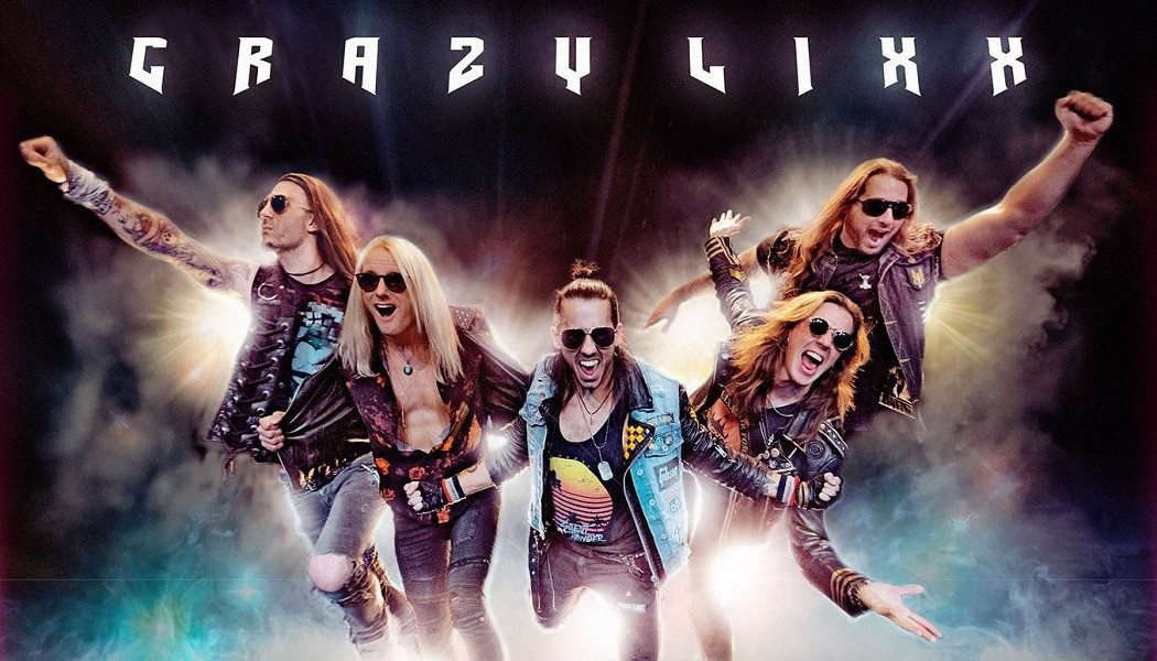 "CRAZY LIXX ""Forever Wild"" (Frontiers Music, 2019)"