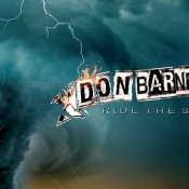 """DON BARNES """"Ride The Storm"""" (MelodicRock Records, 2017)"""