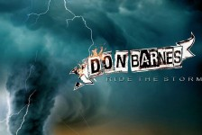 DON BARNES «Ride The Storm» (MelodicRock Records, 2017)