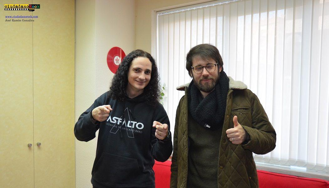 Entrevista a Carlos Álvarez y Ángel Belinchón (Dry River).