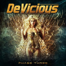 DeVicious - Phase Three cover