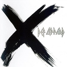 Def Leppard X cover