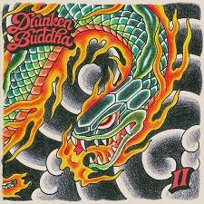 Drunken BuddhaIIcover