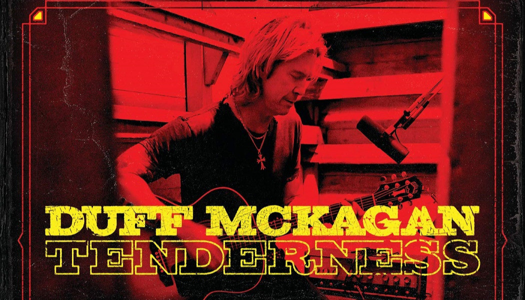 DUFF MCKAGAN «Tenderness» (Universal Music, 2019)