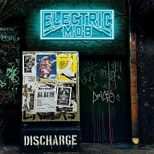 ELECTRIC MOB - Discharge cover