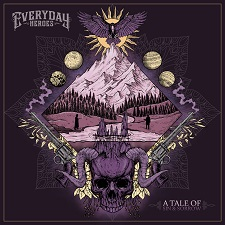 EVERYDAY HEROES - A Tale Of Sin & Sorrow cover