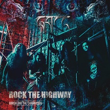 Girish And The Chronicles - Rock The Highway cover