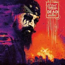 HANK VON HELL Dead cover