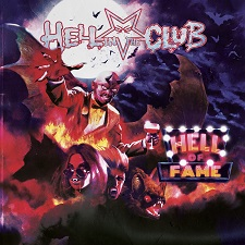 HELL IN THE CLUB - HELL OF FAME cover