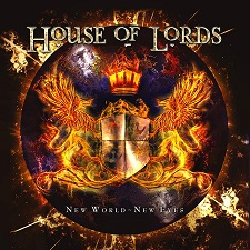 HOUSE OF LORDS - NEW WORLD - NEW EYES portada