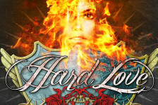 HARD LOVE «Pasión» (Hard Love, 2016)