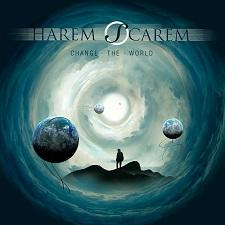 Harem Scarem - CHANGE THE WORLD cover