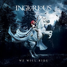 INGLORIOUS - WE WILL RIDE cover