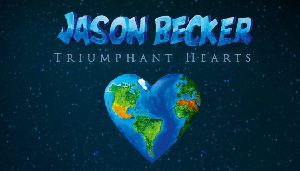 JASON BECKER «Triumphant Hearts» (Mascot Records, 2018)