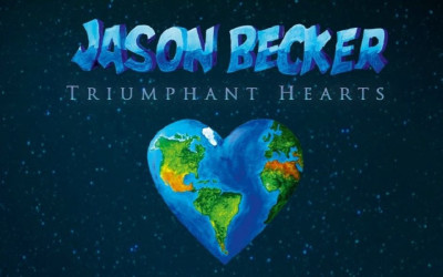 "JASON BECKER ""Triumphant Hearts"" (Mascot Records, 2018)"