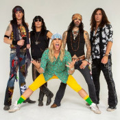 """JOHN DIVA AND THE ROCKETS OF LOVE """"Mama Said Rock Is Dead"""" (SPV-Steamhammer, 2019)"""