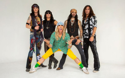 JOHN DIVA AND THE ROCKETS OF LOVE «Mama Said Rock Is Dead» (SPV-Steamhammer, 2019)