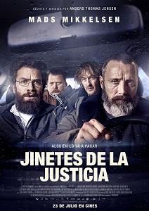 Jinetes de la justicia_poster