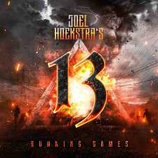 Joel Hoekstra's 13 - Running Games COVER