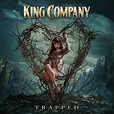 KING COMPANY - Trapped_cover