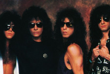 KISS «Hot In The Shade» (Mercury, 1989)