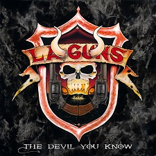 LAGUNSthedevilyouknowCOVER