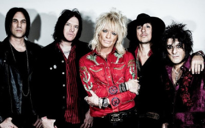 MICHAEL MONROE «One Man Gang» (Silver Lining Music, 2019)