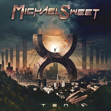 MICHAEL SWEET - TEN - cover