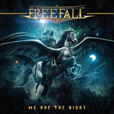 Magnus Karlsson's Free Fall - We Are The Night Cover