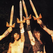 "MANOWAR ""Into Glory Ride"" (Megaforce Records, 1983)"