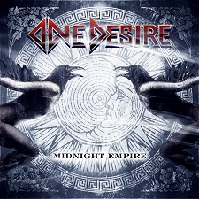 One Desire - Midnight Empire cover