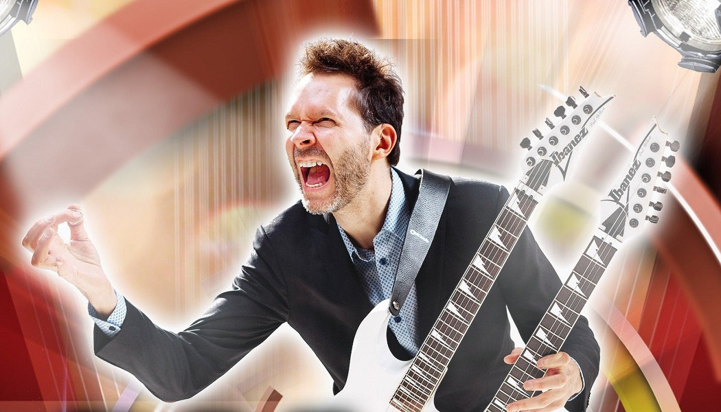PAUL GILBERT «Behold Electric Guitar» (Mascot Label Group, 2019)