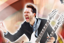 PAUL GILBERT «Behold Electric Guitar» (Mascot Label Group, 2019)