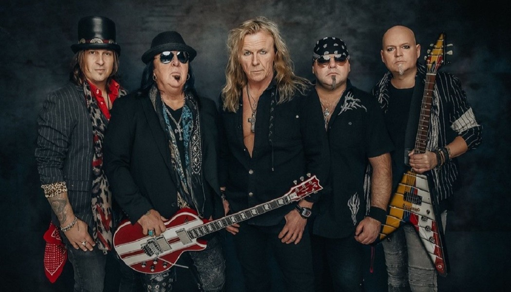 PRETTY MAIDS «Undress Your Madness» (Frontiers Music, 2019)